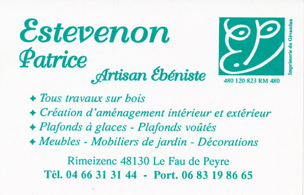 ESTEVENON Patrice