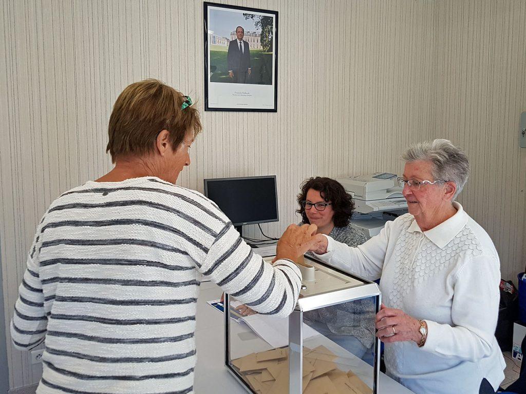 Bureau de vote de Fau de Peyre